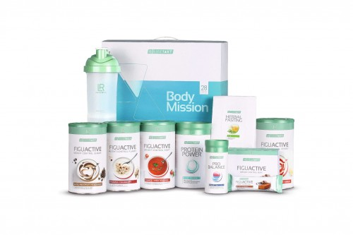 FIGUACTIV BODY MISSION 28 DAYS